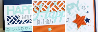 3 Bonus Card Ideas for May 2016 Many Manly Occasions Paper Pumpkin Card Kit #paperpumpkin #stampinup www.juliedavison.com