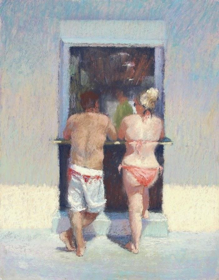 Пастельная живопись. Jane McGraw-Teubner