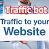 أحصل على برنامج traffic bot لجلب ألاف الزوار لموقعك