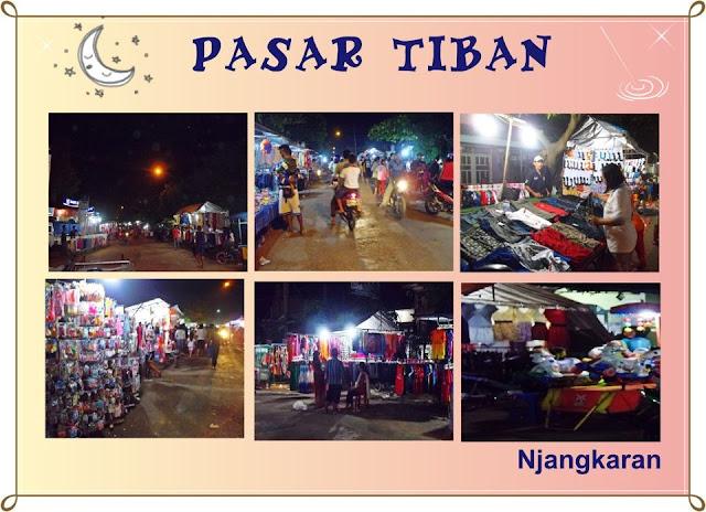 Pasar Tiban Kab Batang