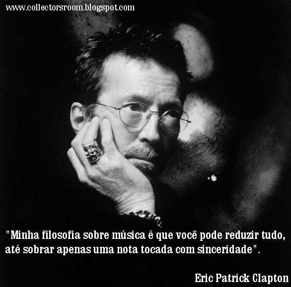 Eric Clapton 67 Anos Hoje