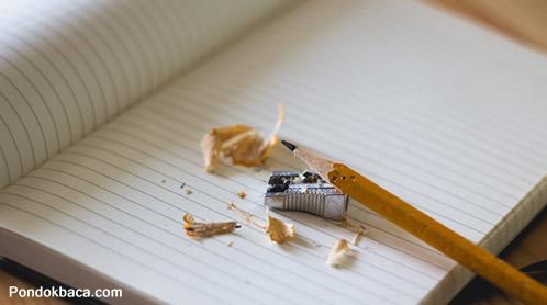 Belajar dari Sebatang Pensil