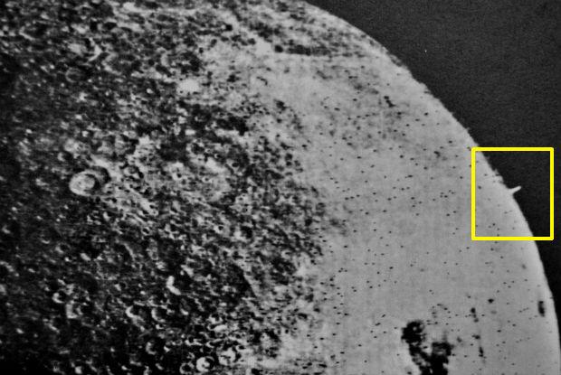 Risultati immagini per superficie lunare