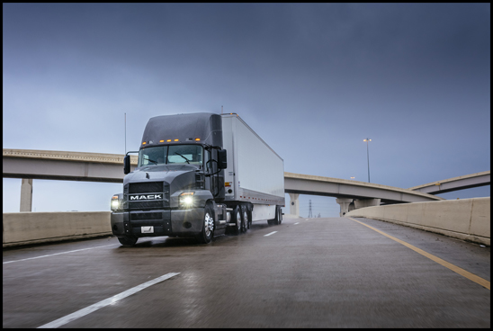Mack Trucks will showcase two Mack Anthem® models in booth no. 4073 at the American Trucking Associations Management Conference & Exhibition Oct. 27-31 in Austin, Texas.