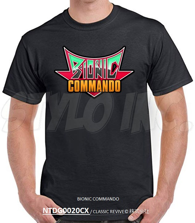 NTDG0020CX BIONIC COMMANDO