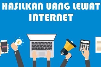2 Cara Mudah Menghasilkan Uang Dari Internet Tanpa Modal
