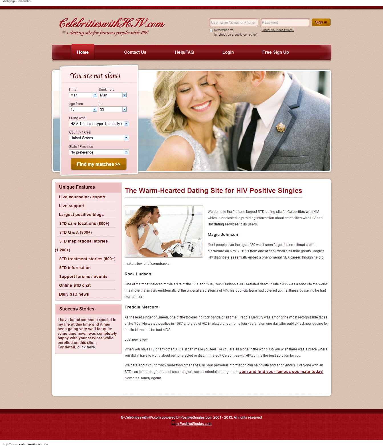 HOW TO CHOOSE THR RIGHT HERPES DATING SITE