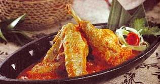 Ayam Seraki Special Gurih Lezat dan Pedas