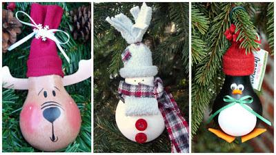 muñeco-de-nieve-con-focos-reciclados