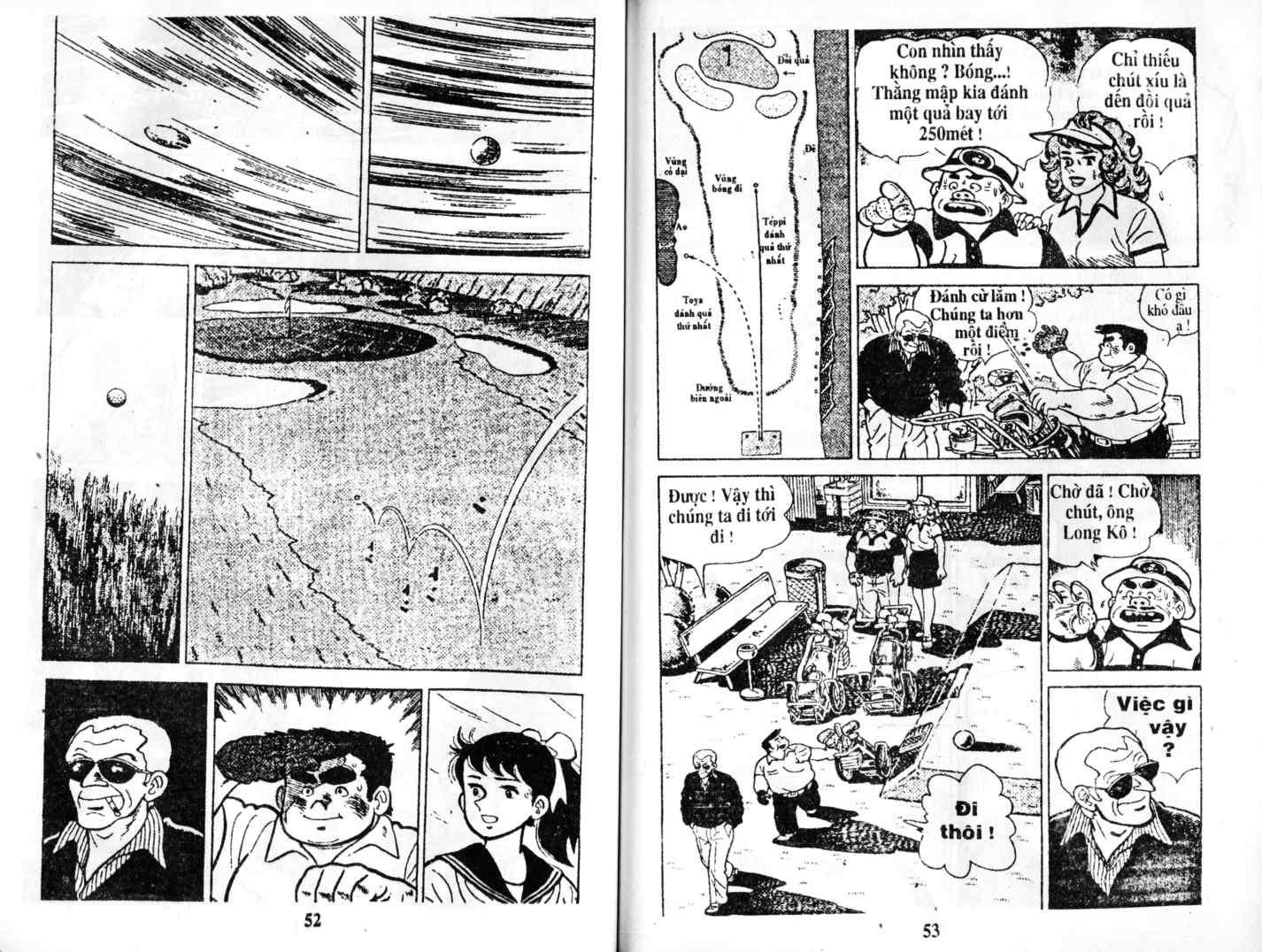 Ashita Tenki ni Naare chapter 1 trang 24