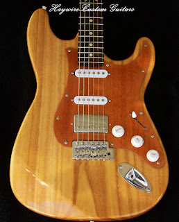 image results for a custom shop Fat Strat Stratocaster from The Haywire Custom Guitars Custom guitar shop