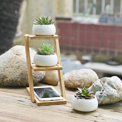 Plant Stand Minimalis