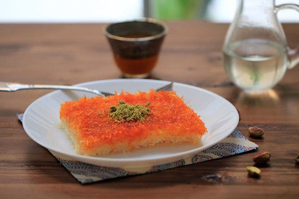 How to Make Kunafa Recipe - Home Made Recipes