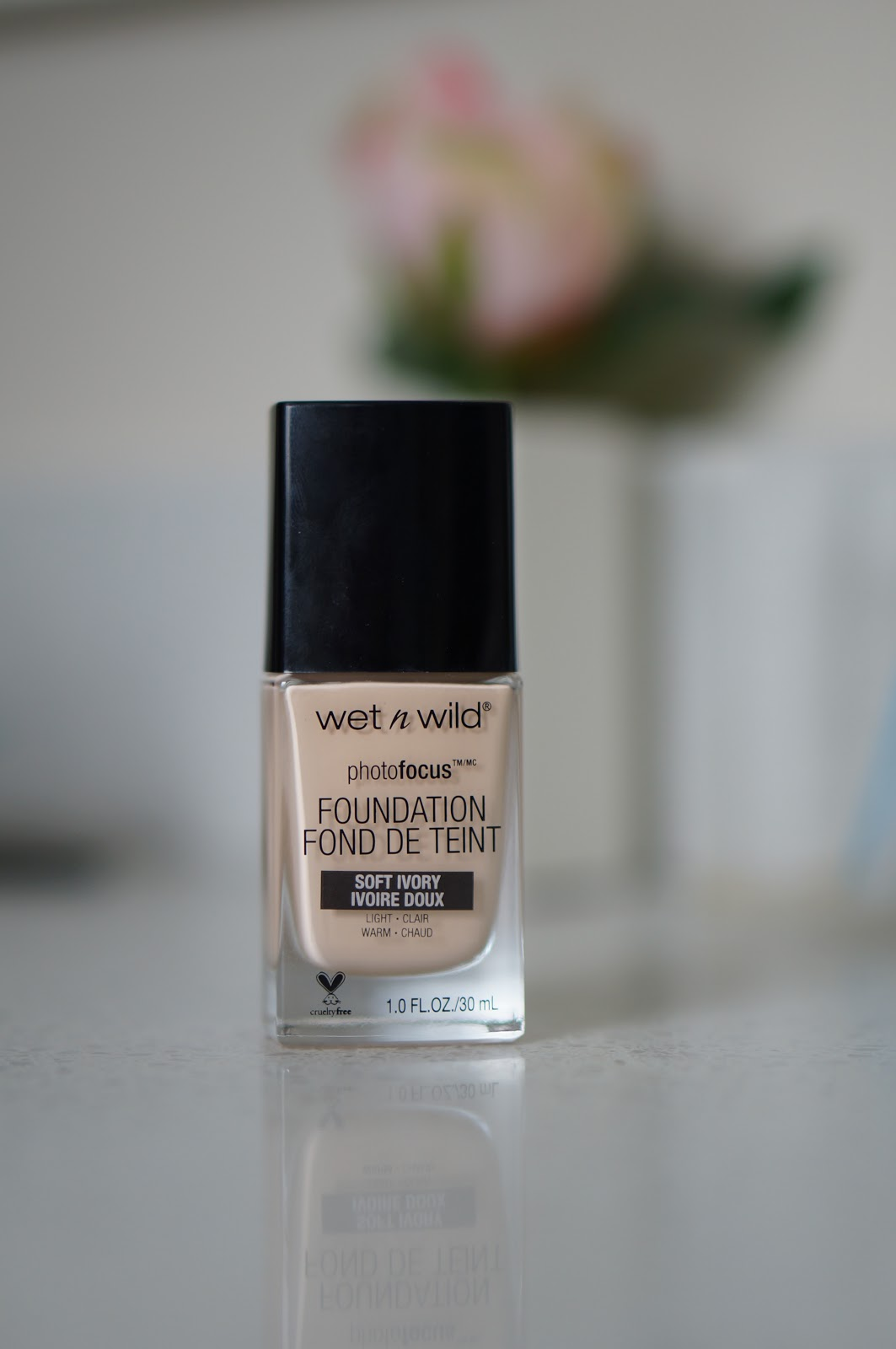 Popular North Carolina style blogger Rebecca Lately reviews the Wet n Wild Photo Focus Foundation in her cruelty free foundation series.  Click here to read her thoughts!