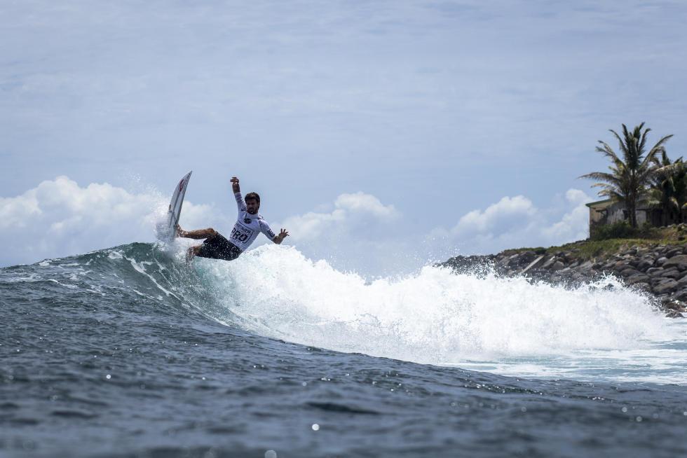 10 Vincent Duvignac FRA Martinique Surf Pro foto WSL Poullenot Aquashot