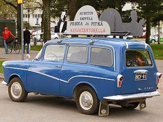 Kääpiöauto Saksasta