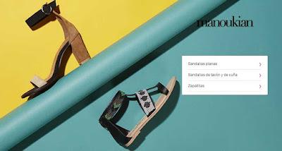 Zapatos para mujer de Manoukian en oferta