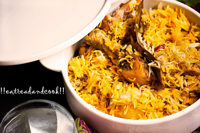 chicken biryani recipe easy and simple kolkata style