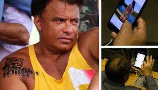 Deputado que tatuou 'Temer' passou sessão pedindo fotos de 'bunda' para mulheres