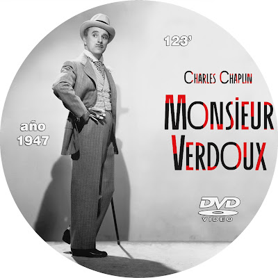 Monsieur Verdoux (Charles Chaplin) - [1947]
