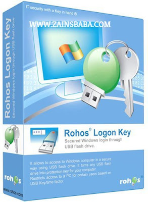 Rohos Logon Key 3.5 Multilingual Latest | ZainsBaba.com