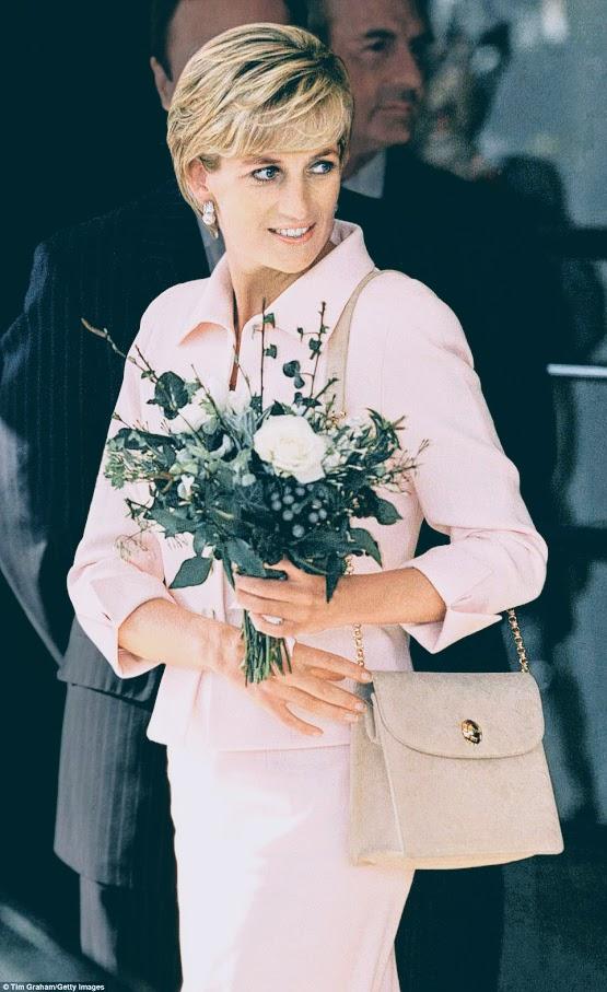 Style Inspiration : Lady Diana