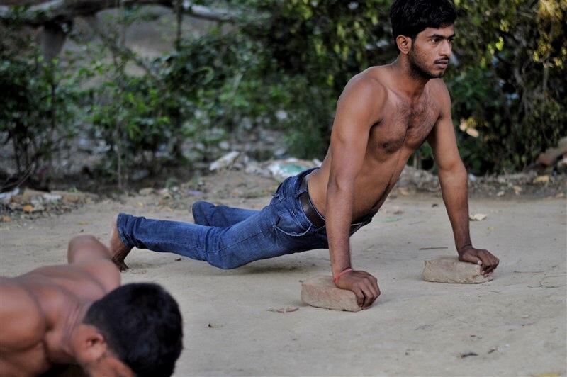 Nude Teen In Agra 68