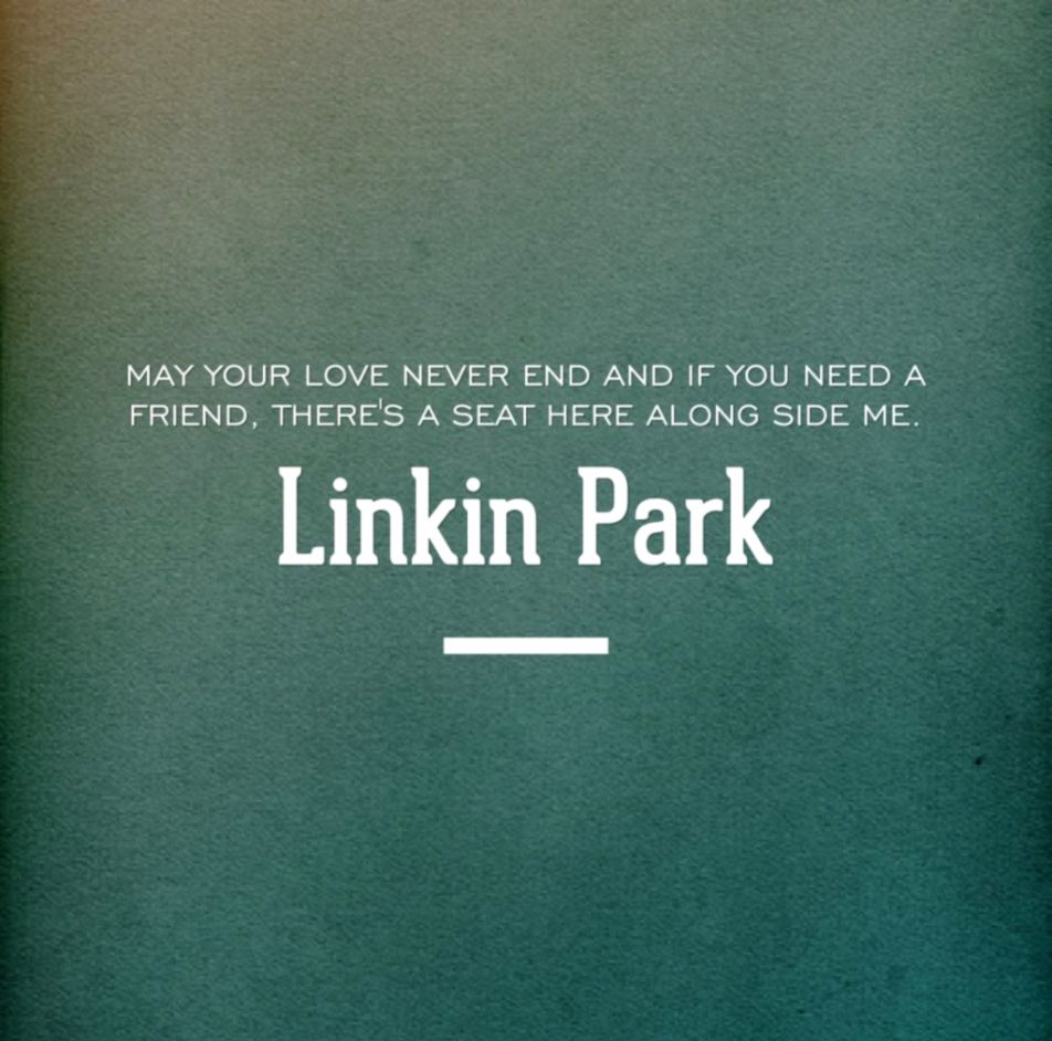 Linkin Park Quote | Wallpapers For You