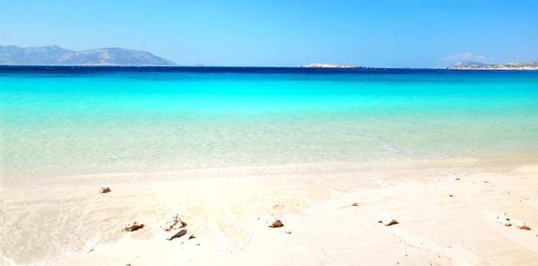 Spiagge Koufonisi, Creta, Grecia