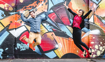 14 Fun Engagement Shoot Poses You Should Try