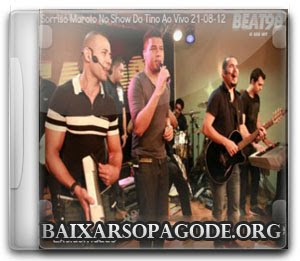 Sorriso Maroto – Na Beat 98 – Show Do Tino Ao Vivo (21-08-12)