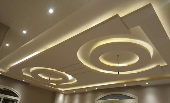 Latest 60 Pop False Ceiling Design Catalog With Led Lighting 2020