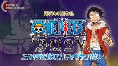 One Piece 3D2Y: Ace no shi wo Koete! Luffy Nakama Tono Chikai Subtitle Indonesia