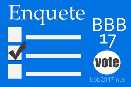 Enquetes BBB17, vote em nossas enquetes