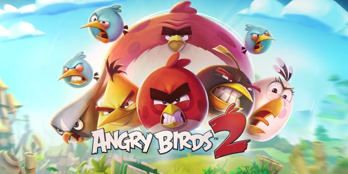 Angry Birds 2 Mod With Unlimited Gems