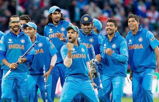 Indian Players Contracts For 2013 14 Indian Cricket Team
