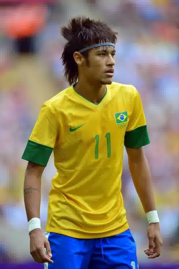 Gaya Rambut Mohawk Neymar | Rioval