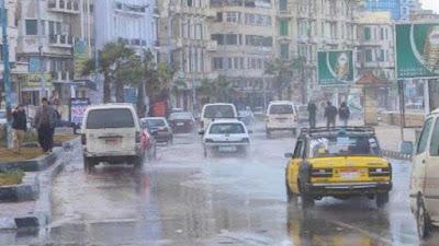 سقوط أمطار - أرشيفية