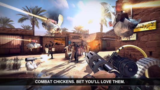 Screenshot Dead Trigger 2