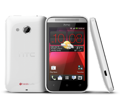 HTC Desire 200 Specifications - Inetversal