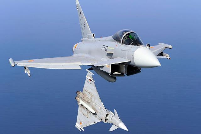 El Ejército del Aire iniciará el año con el ejercicio de combate aéreo DACT 2017