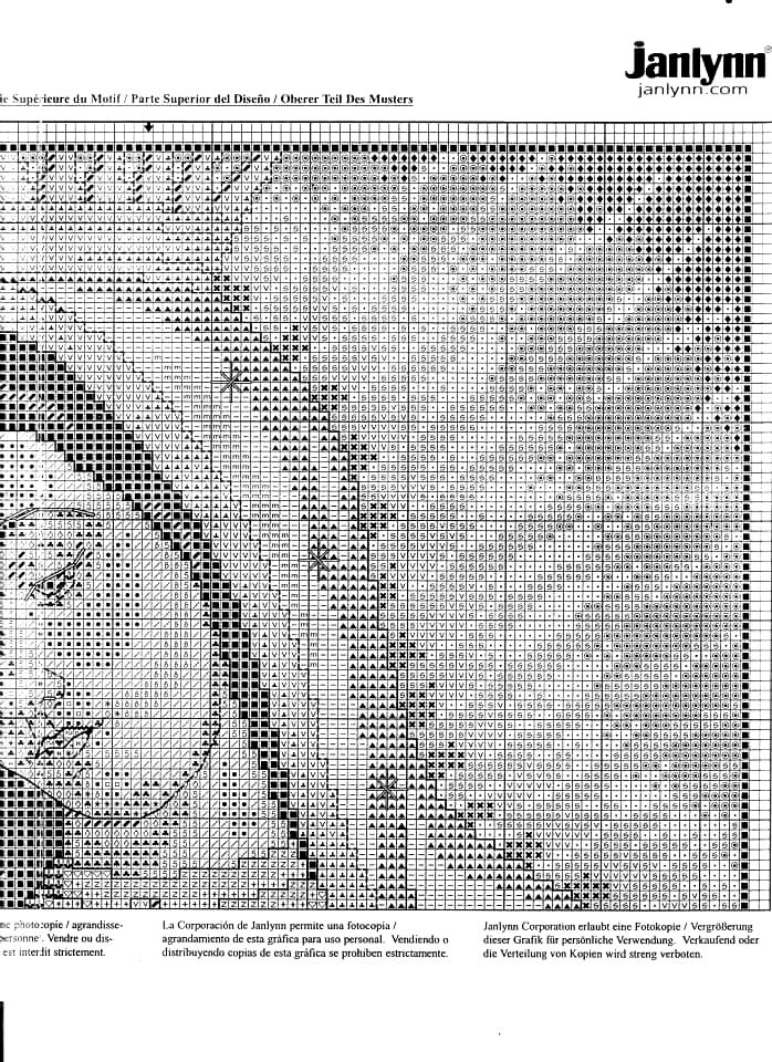 Immagini sacre a punto croce la madonna di guadalupe for Punto croce immagini