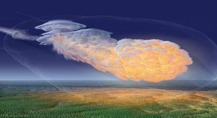 Η Έκρηξη της Τουνγκούσκα: Τι συνέβη στις 30 Ιουνίου του 1908;
