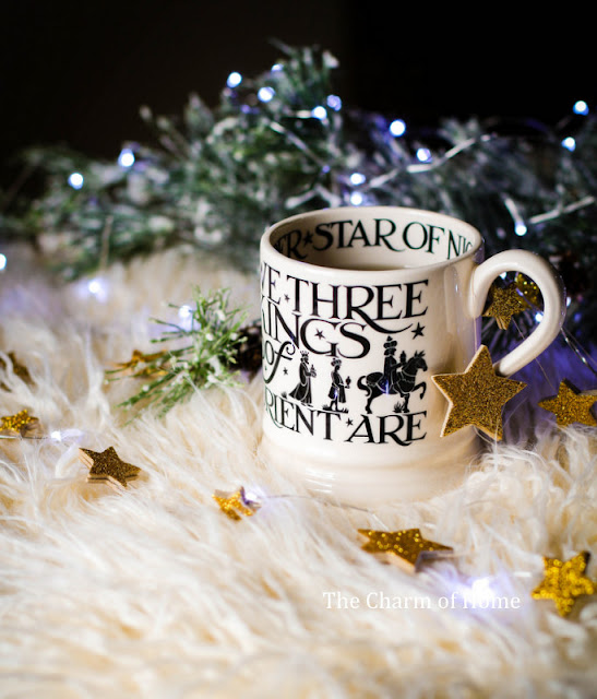 Three Kings Mug: The Charm of Home