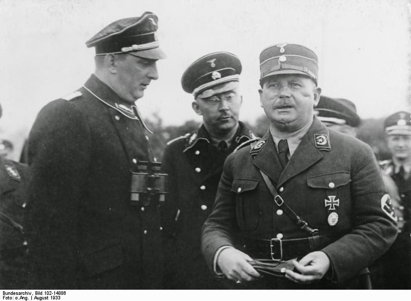 Image result for reinhard heydrich and admiral canaris