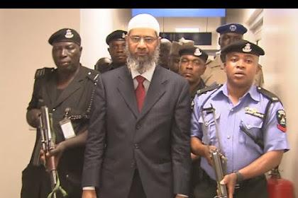 Dakwah Di Wilayah Gangster Besar dan Di Ancam Di Bunuh Dr. Zakir Naik Tidak Gentar Dan Pantang Mundur