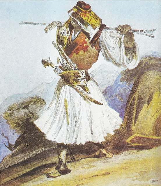 """""""Palikari"""" Théodore Leblanc (1800? - 1837)"""