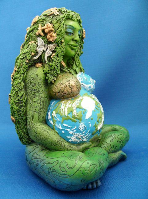 Gaia Nude Photos 15