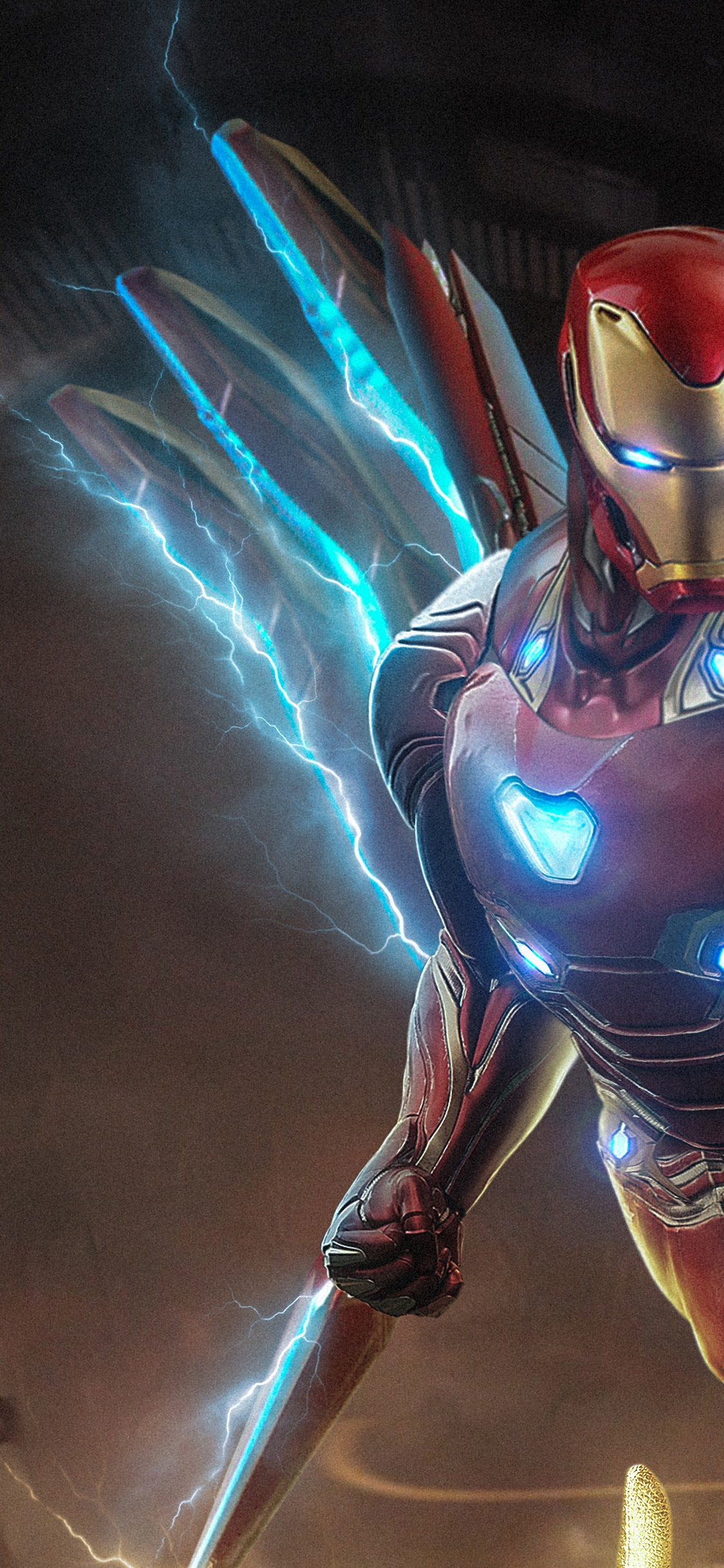 Avengers Endgame Iron Man 4k Wallpaper 74