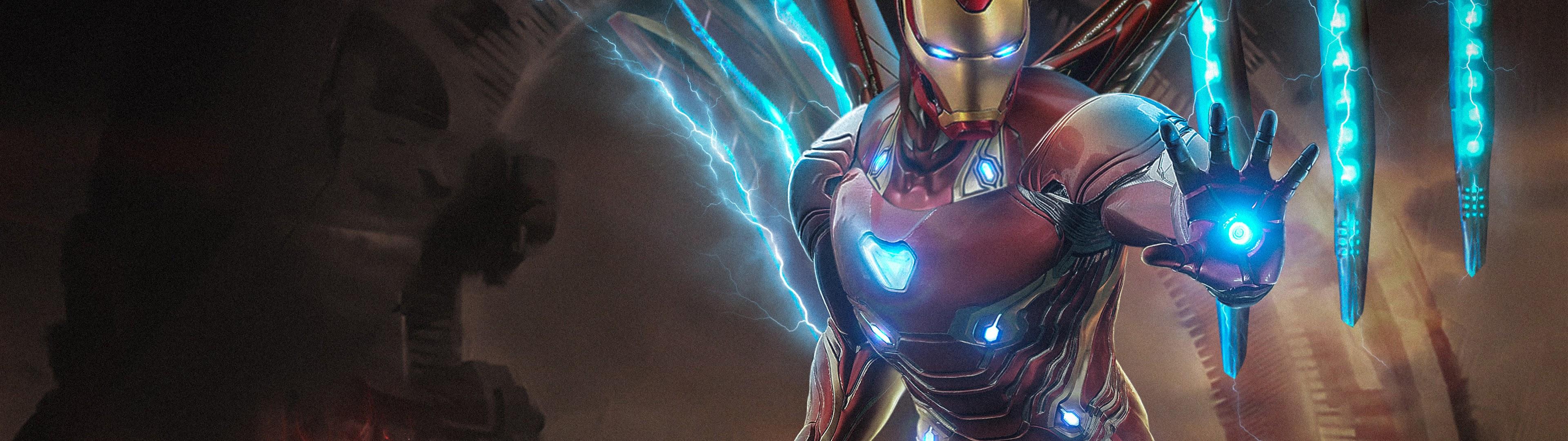 Avengers Endgame Iron Man 4k Wallpaper 74